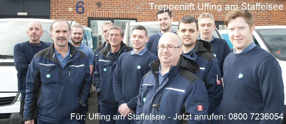 Treppenlift  Uffing am Staffelsee