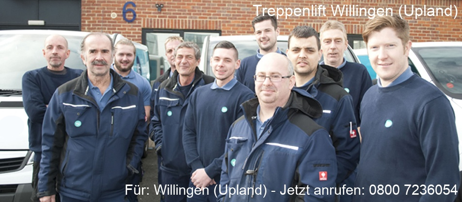 Treppenlift  Willingen (Upland)